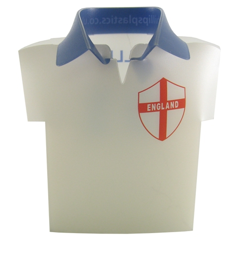 Football shirt promotional gift